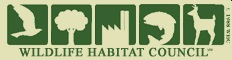 Wildlife Habitat council logo