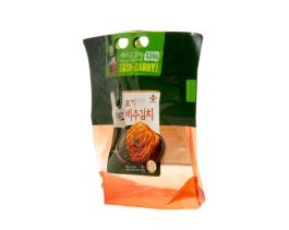 Kimchi food pouch