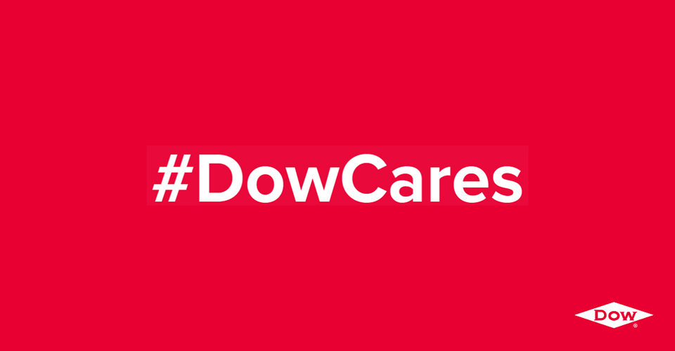 DowCares graphic