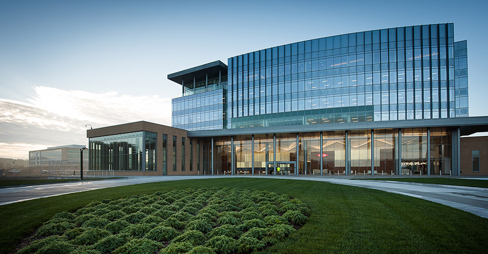 Dows Global Dow Center in Midland Michigan USA