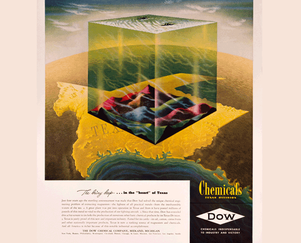 VintageTexas Division ad